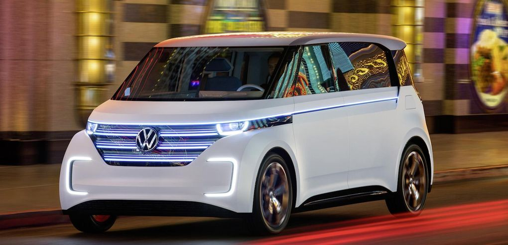 Volkswagen ska utmana med världens billigaste elbil