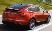 Tesla Model X P90D är riktigt kvick 0–100 – snabbare än utlovat