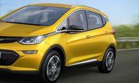 """Elbil från Opel: """"Ampera-e blir prisvärd med lång räckvidd"""""""