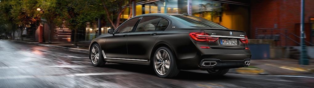 BMW M760Li xDrive är nästan en M7 – får V12:a med 600 hk