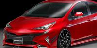 Toyota Prius med aggressivt bodykit – ser den bättre ut nu?
