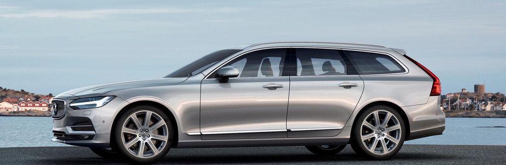 Volvo V90 äntligen officiell – här är alla detaljer om V70-ersättaren