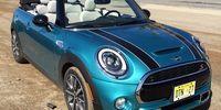 Vi provkör Mini Cooper S Cabriolet