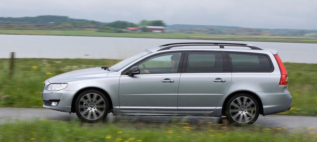 Lanseringen av Volvo V90 kan ge fyndläge på V70