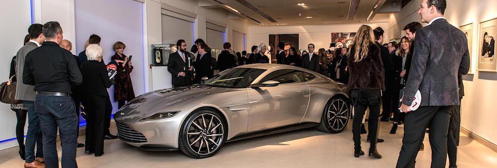 James Bonds unika Aston Martin DB10 såld till mystisk samlare