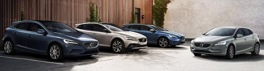 Officiell: Volvo V40 och V40 Cross Country facelift - auto motor & sport