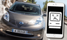 Nissans pinsamma miss: Appen skickar data om bilen – utan lösenord