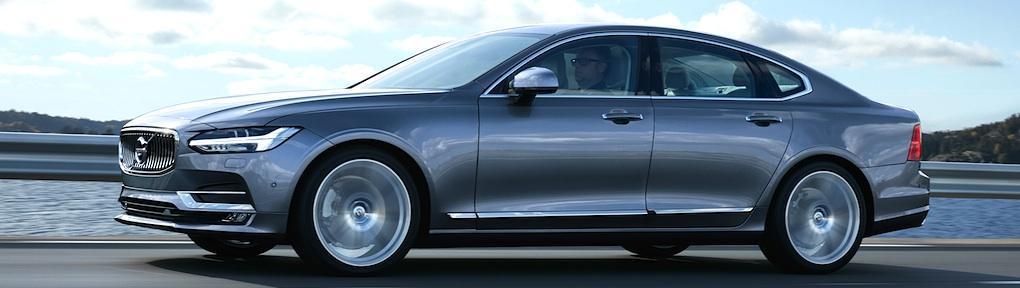 Volvo S90 vinner tungt designpris med tuff motivering