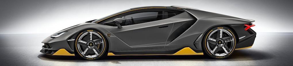 Lamborghini Centenario får Aventador SV att verka diskret