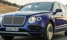 Kunderna rusar efter Bentley Bentayga – högre tempo i fabriken?