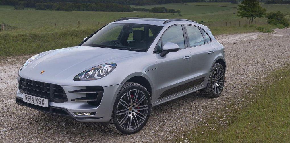 Porsche Macan får en uppdatering med fyrcylindrig motor