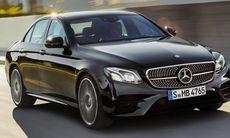 Mercedes-AMG E 43 4Matic är vår nya favorit-direktions-express