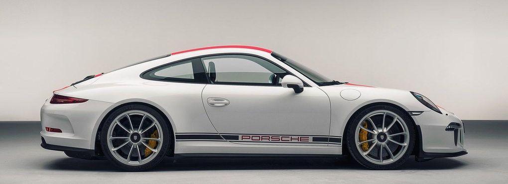 Porsche 911 R redan slutsåld – säljs begagnad för sju miljoner