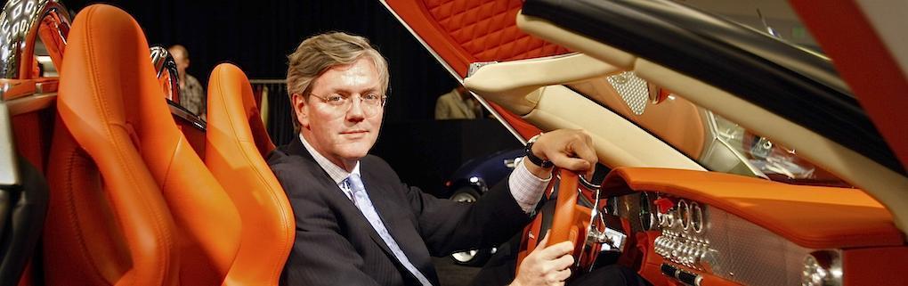Victor Muller vann skattetvist från sin tid som Saabchef