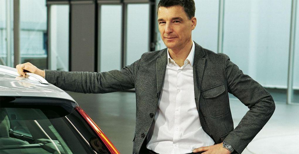 Volvos designchef Thomas Ingenlath: Den var min första – och värsta – bil