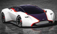 """Aston Martin bygger """"hypercar"""" med Red Bulls Adrian Newey"""