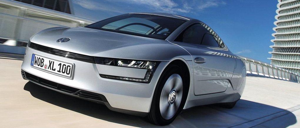 Volkswagen gör en Prius – ska bli en nystart för märket