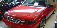 Saab 9000 Cabriolet som aldrig blev av – så ser den ut