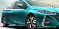Toyota Prius Prime är den nya laddhybriden