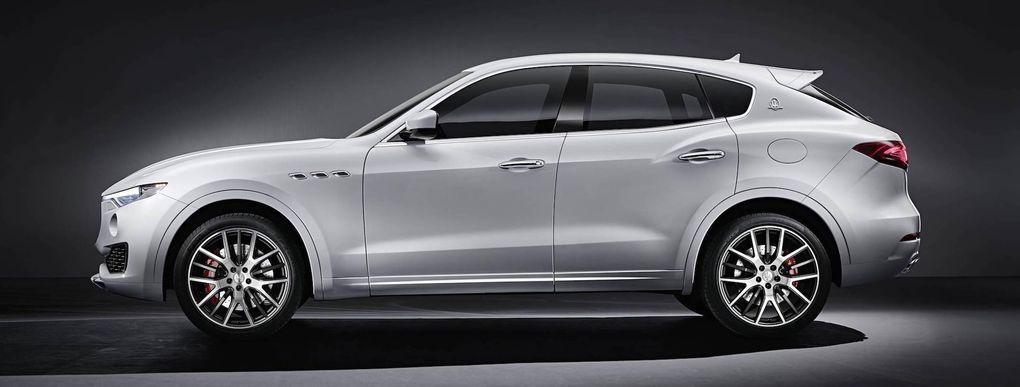 Maserati Levante sålde slut i Kina – på 18 sekunder