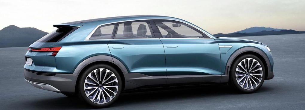 """Audichef hyllar Tesla: """"De har gjort allt rätt"""""""