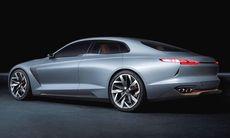 Genesis New York Concept siktar in sig på 3-serie och A4