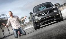 """Vi provkör Nissan Juke-R 2.0: """"Otroligt intensiv upplevelse"""""""