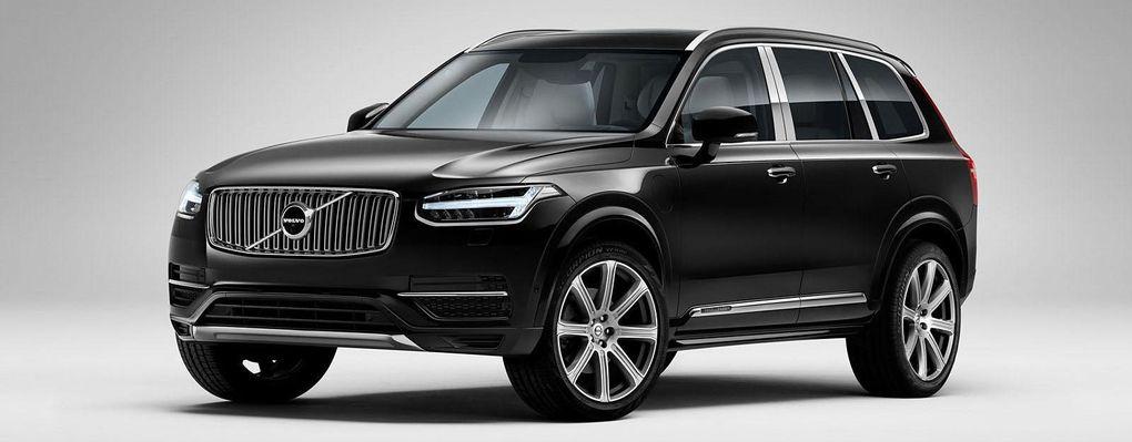 Volvos lyxigaste någonsin – XC90 Excellence