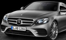 Mercedes bekräftar: E-klass kommer som All-Terrain