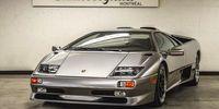 Världens bäst bevarade Lamborghini Diablo – 1,8 km på mätaren