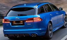Jaguar ger upp kombibilar – nu är det suvar som gäller