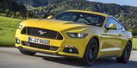 Ford Mustang är Sveriges mest sålda sportbil