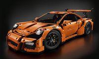 Lego har skapat Porsche 911 GT3 RS – med 2.704 bitar