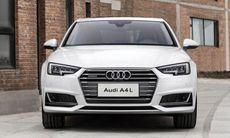 Premiär för Audi A4L – nästan som en Audi A6