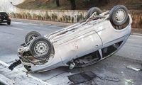 Sverige har Europas säkraste och mest olycksfria vägtrafik – nästan