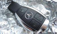 Aluminumfolie stoppar tjuvarna – som annars stjäl bilen blixtsnabbt