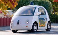 Volvo, Ford och Google gör gemensam sak för autonoma bilar