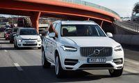 Volvo startar stort projekt för autonoma bilar i Storbritannien