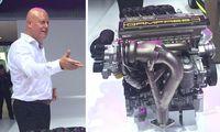 Koenigsegg och Qoros visar fria ventiler – FreeValve och Qamfree