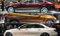 Bilmässan i Peking: Populäraste modellen är L(ång)
