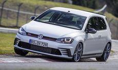 VW Golf GTI Clubsport S får 310 hk – slår rekord på Nürburgring