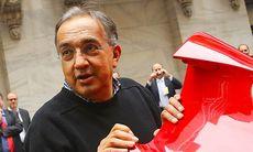 Marchionne blir ny Ferrari-vd – och utlovar LaFerrari Spider