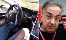 """Ferrari om självkörande bilar: """"Ni får skjuta mig först!"""""""