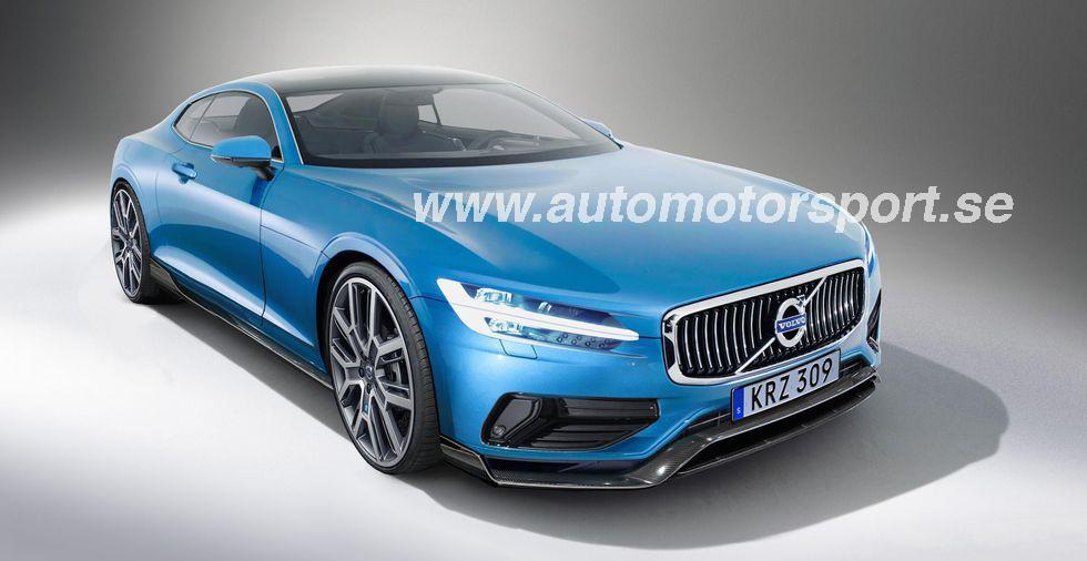 Volvo bygger ny P1800!!! - auto motor & sport