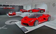 Besök Ferrari Museum gratis – via Google Maps Street View