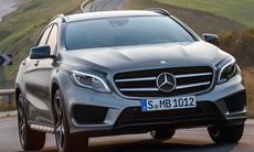 Mercedes plan: Fyra nya elbilar på fyra år