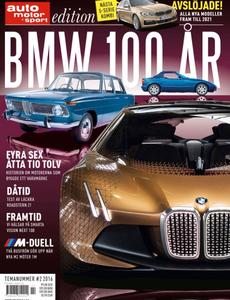 BMW edition 2016