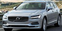 Volvo V90 provkörd – så tycker världspressen om nya kombin