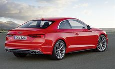 Audi A5 Coupé och S5 Coupé – andra generationen – bilder och fakta