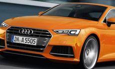 Premiärdags för nya Audi A5 – följ visningen här